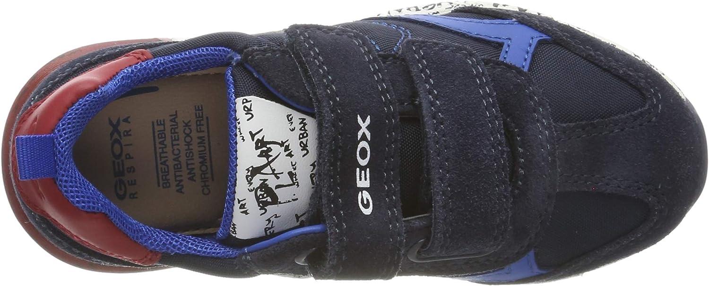 Geox Baby Jungen B Alben Boy C Sneaker