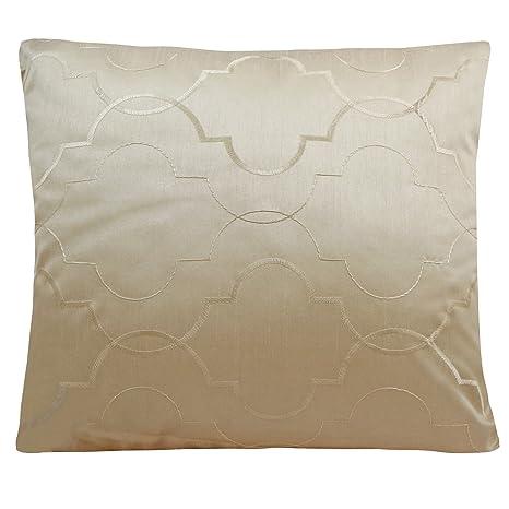 Amazon.com: Retro bordado fundas de cojín sofá cama Cojines ...