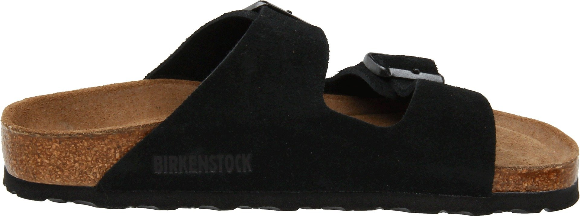Birkenstock Arizona Soft Footbed Black Suede Regular Width - EU Size 35 / Women's US Sizes 4-4.5 by Birkenstock (Image #6)