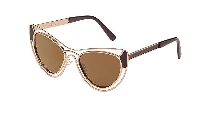 Revive Eyewear Herren Sonnenbrille Braun Braun MIlkUgAqj