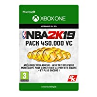 NBA 2K19: 450,000 VC | Xbox One - Code jeu à télécharger