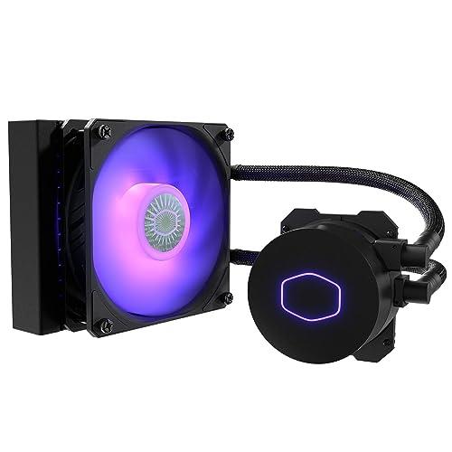 水冷一体型CPUクーラー Cooler Master  MasterLiquid ML120L V2 RGB