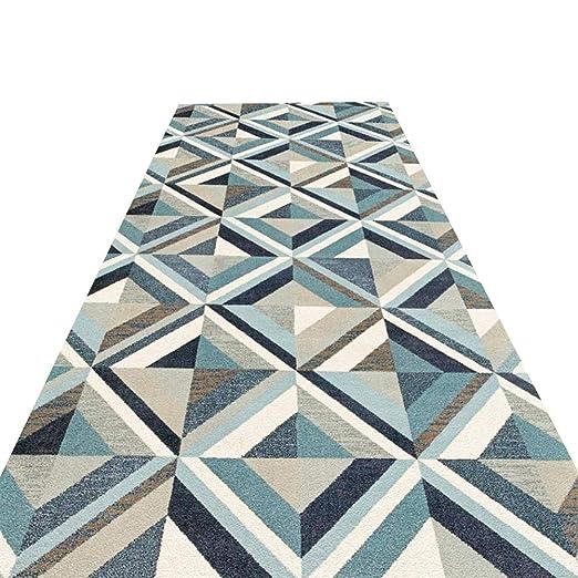 HAIPENG-alfombras pasillo Corredor Largo Entrada Antideslizante ...
