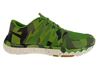 ... Nike Men's Free Trainer 5.0 V6 AMP Celadon/Rough Green/Black Synthetic  Cross-