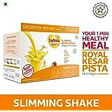 Saffola Active Slimming Nutri-Shake - 50 g (Pack of 14, Royal Kesar Pista)