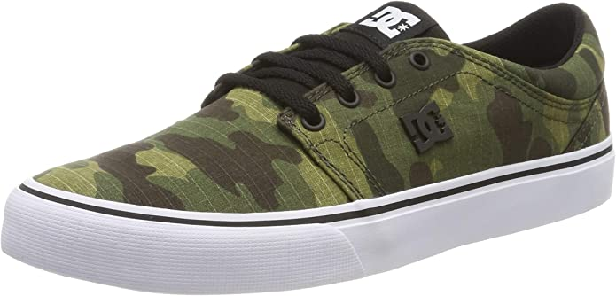 DC Shoes Trase TX SE Sneakers Herren Camouflage
