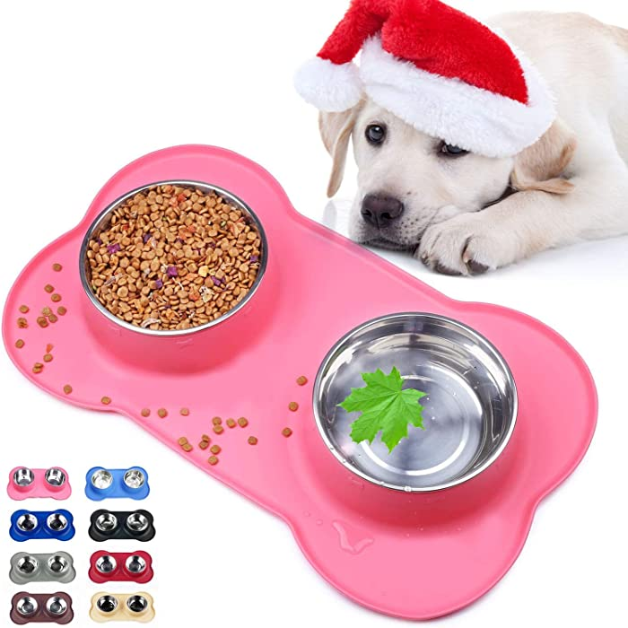 Top 10 Pink Dog Food Dish