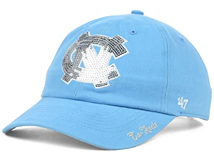 san francisco f5e9b e9044 ... tar heels ncaa 47 womens natalie shiny sequin logo carolina blue  adjustable hat buy cheap north carolina tar heels 47 ncaa youth kinnick  snapback ...