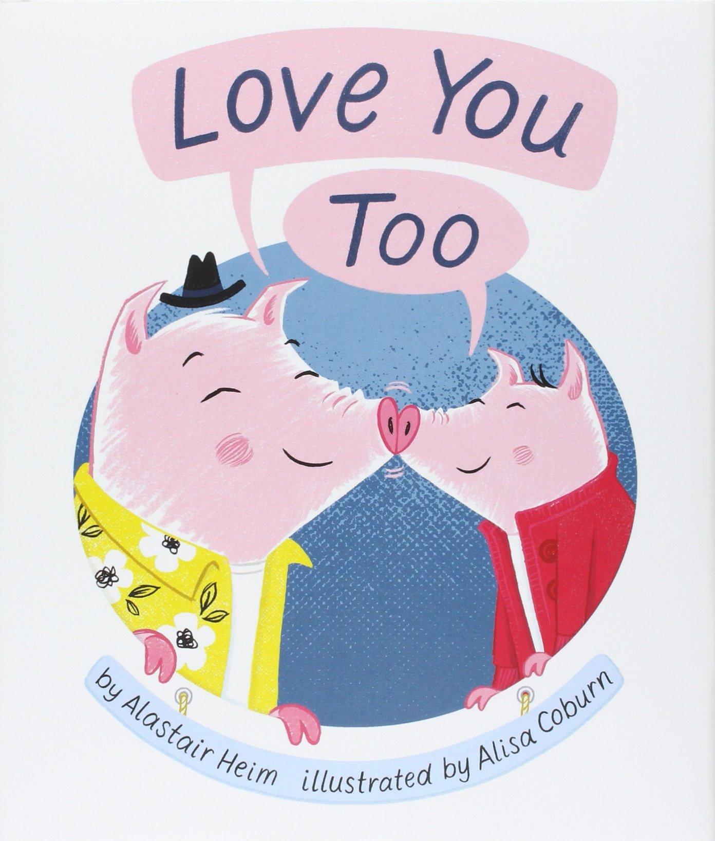 Read Online Love You Too ebook