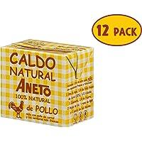 Aneto 100% Natural - Caldo de Pollo