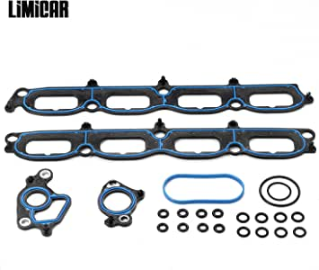 Evergreen EMS21200 Fits Ford F150 Lincold Mercury 4.6 5.4L SOHC TRITON 24-Valves Exhaust Manifold Gasket