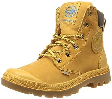 Palladium Pampa Sport Cuff WPS Unisex-Erwachsene Desert Boots  Gold (Amber Gold/Mid Gum 228)