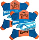 CHUCKIT! Flying Squirrel, Large (2 Pack)