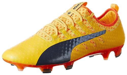 PUMA Evopower Vigor 1 FG, Chaussures de Football Homme