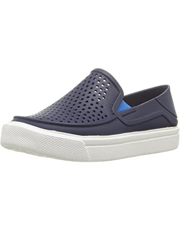 146bf687a23 Crocs Kids' Citilane Roka Slip On Sneaker | Easy On Comfort Athletic Shoe  for Toddlers