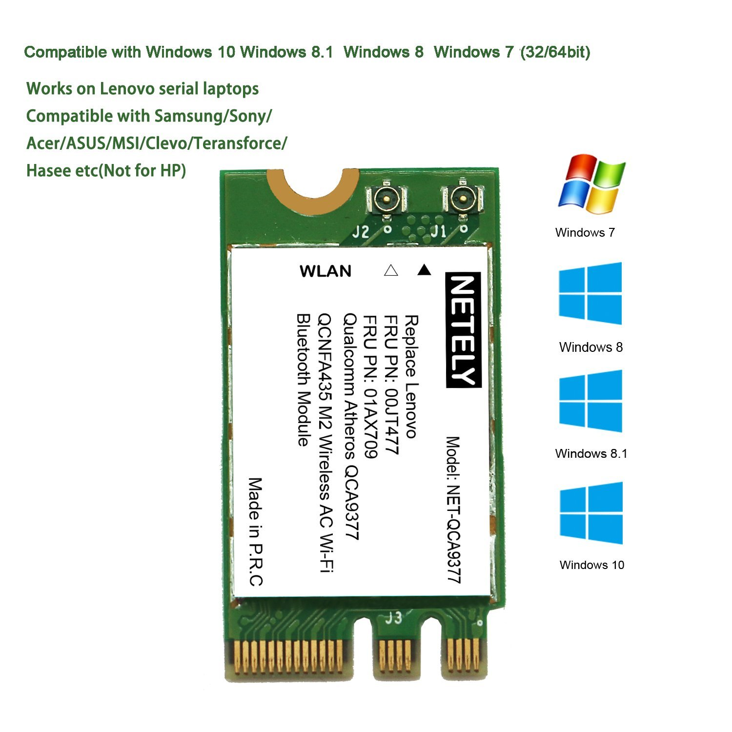 qualcomm atheros qca9377 drivers windows 10
