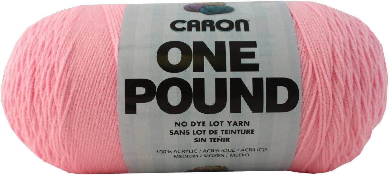 Black Spinrite Caron-One Pound Yarn