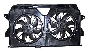 Crown Automotive 4677695 AA refrigeración ventilador montaje