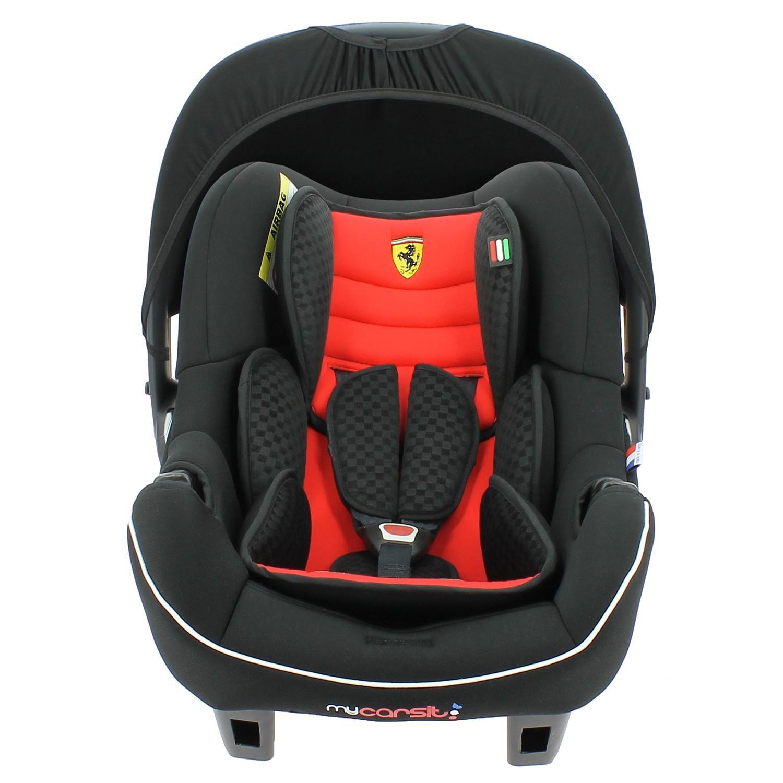 Infant Car seat FERRARI