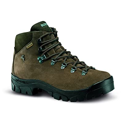 Boreal Climbing Outdoor Boots Mens Atlas Lightweight 6.5 Brown 45504: Sports & Outdoors