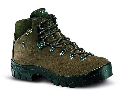 Climbing Outdoor Boots Mens Atlas Lightweight Brown 45504