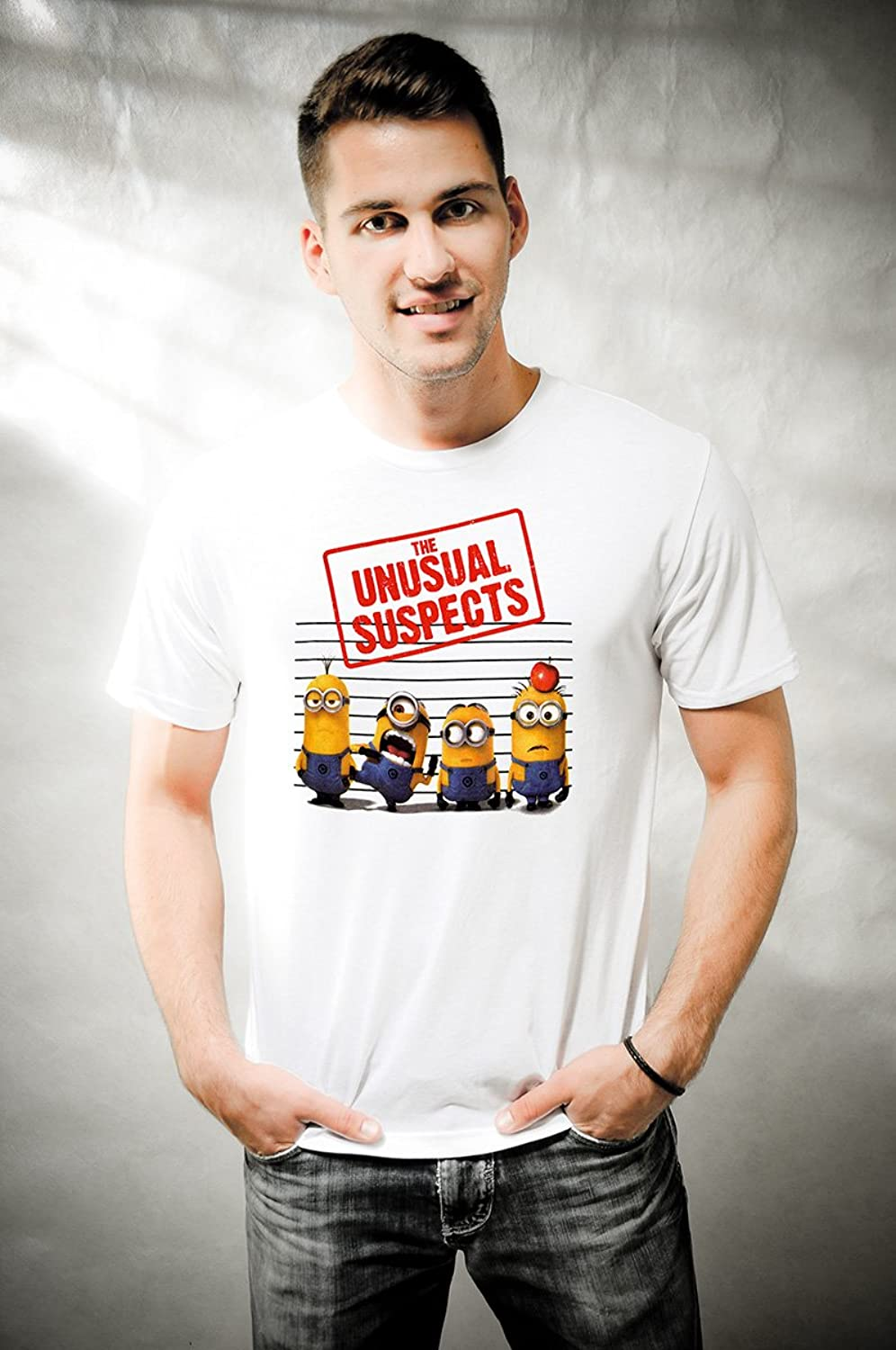 Despicable Me 2, T-Shirt The Unusual Suspects (Minions)