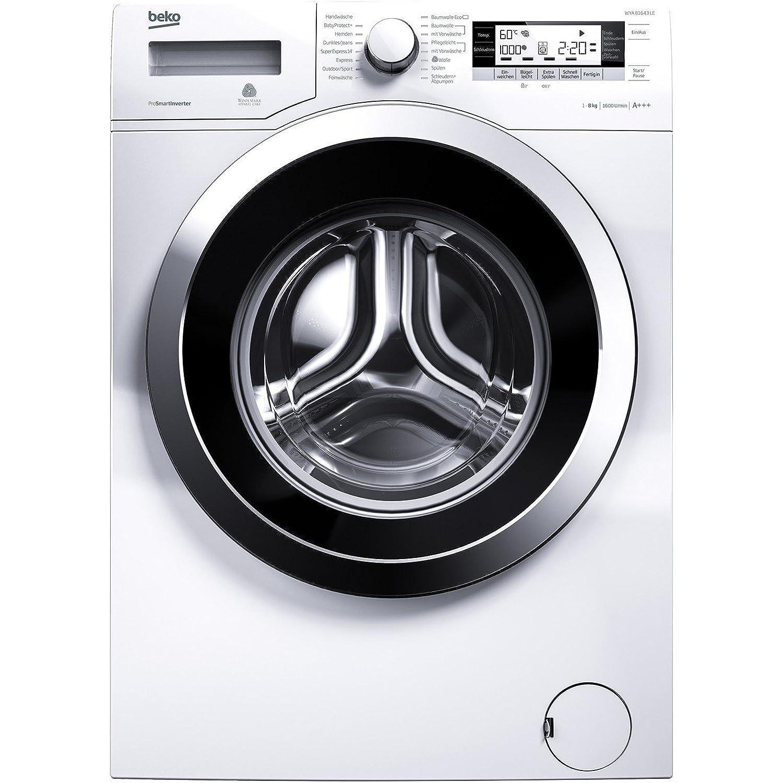 beko waschmaschine test die besten modelle f r 2018 im vergleich. Black Bedroom Furniture Sets. Home Design Ideas