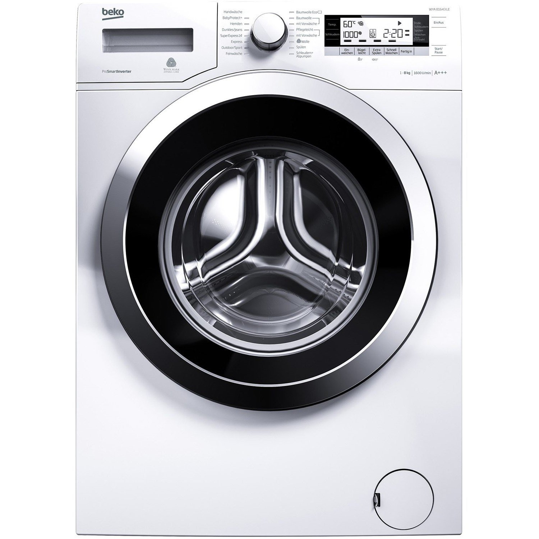beko waschmaschine test die besten modelle f r 2018 im. Black Bedroom Furniture Sets. Home Design Ideas