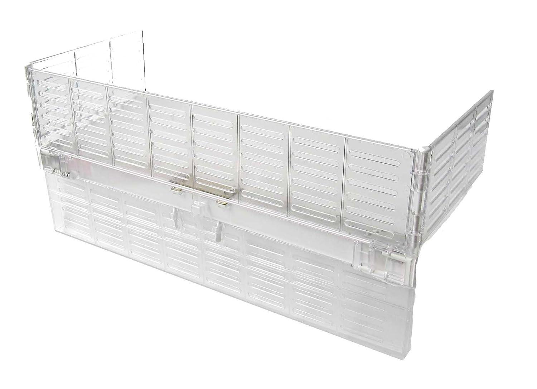Reer 2003.9 Luxus - Reja de seguridad para fogones, transparente Reel Musiq (EFA)