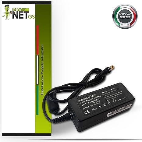 Fuente de alimentación Cargador Adaptador para PC portátil acer aspire 1820PT – 19 V 1,