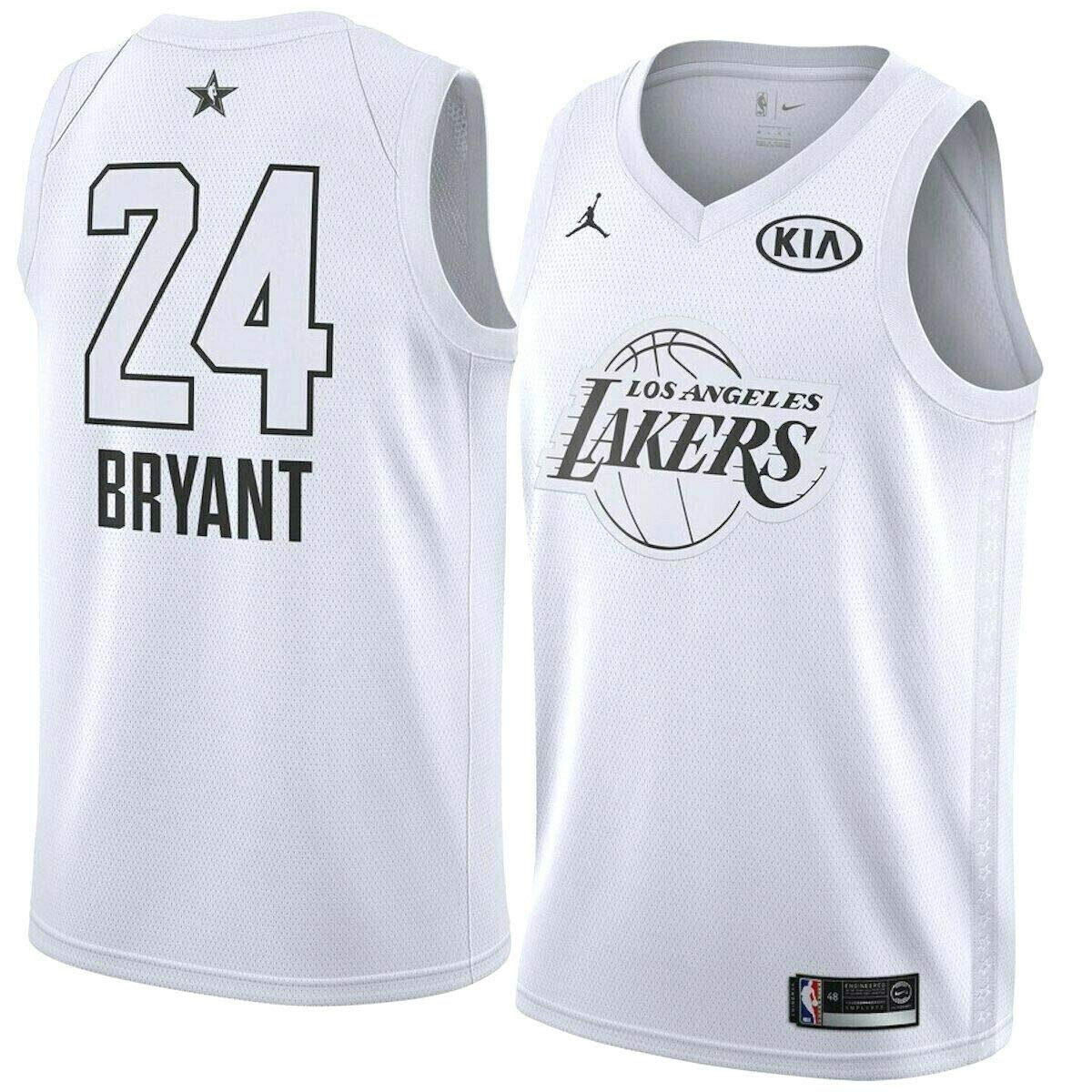 huge selection of 16d5c 64fad Amazon.com: Nike Youth LA Lakers Kobe #24 All Star Game ...