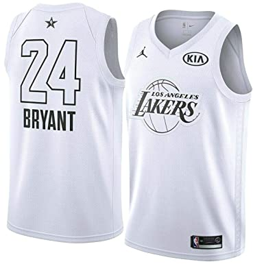 huge selection of fa123 bbc7c Amazon.com: Nike Youth LA Lakers Kobe #24 All Star Game ...
