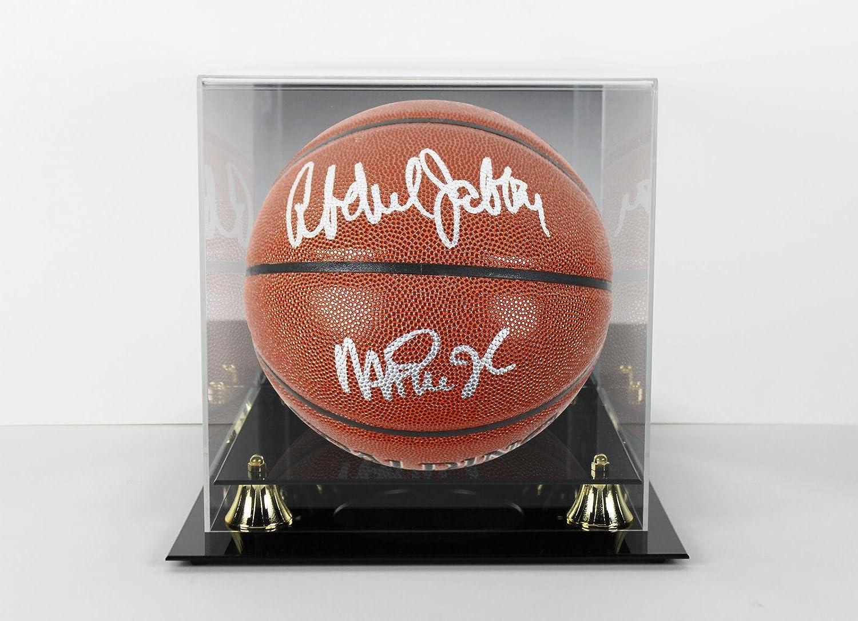 KAREEM ABDUL JABBAR Signed UCLA Adidas3x NCAA Champ Shoes