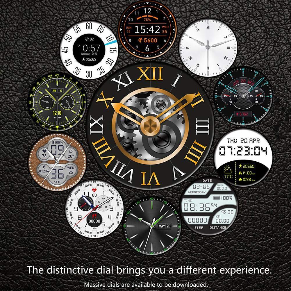 Amazon.com: Longshow KINGWEAR KW99 Smart Watch - 1.39 Inch ...