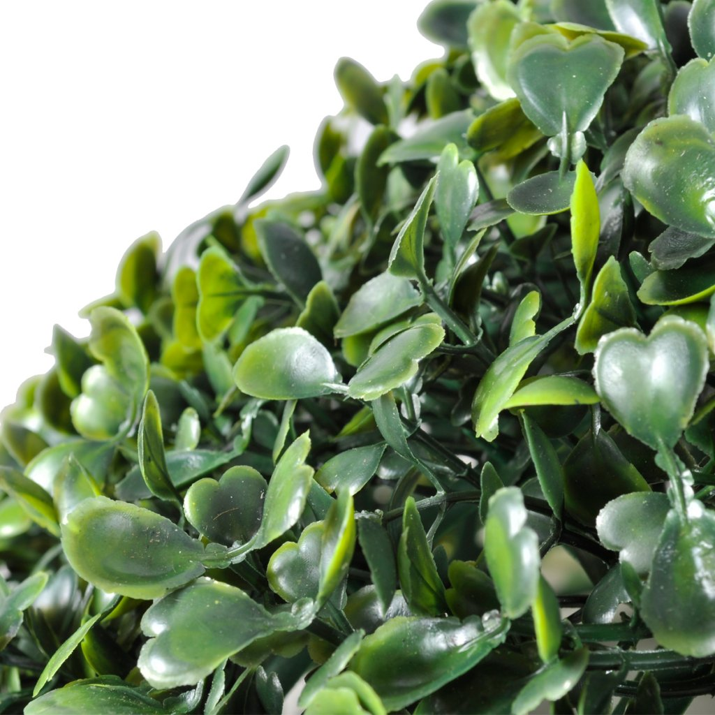 Boxwood-Ball-Artificial-Leaf-Topiary-Ball-Lush-Green-Ball-Shaped-Indoor-and-Outdoor-Decoration-Set-of-2