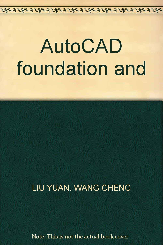 AutoCAD foundation and pdf