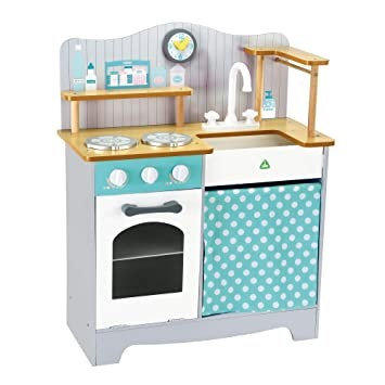 Early Learning Centre 148370 Wooden Classic Kitchen Amazon Co Uk