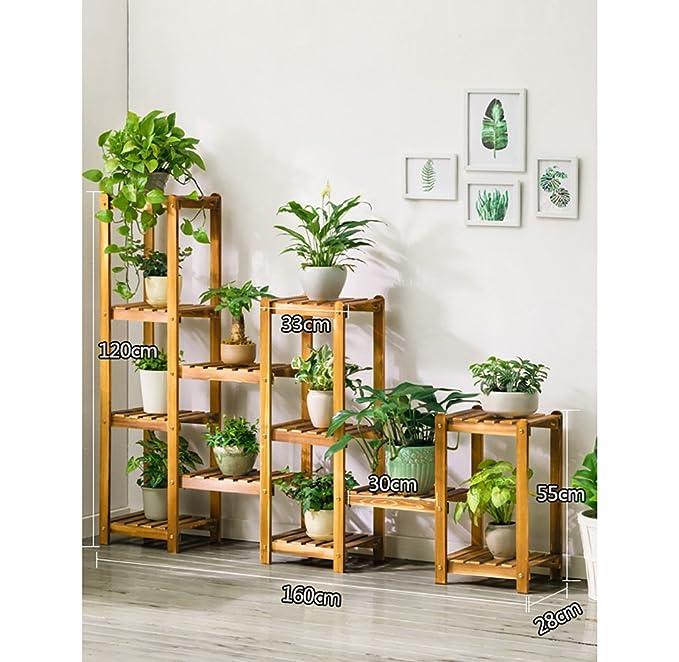 Amazon.com: Sillas FL Pergolas/Flores Estantes Antiguos ...