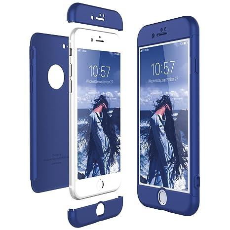 coque 360 iphone 8 rigide