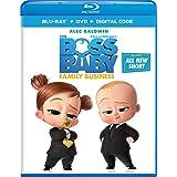 The Boss Baby: Family Business - Blu-ray + DVD + Digital