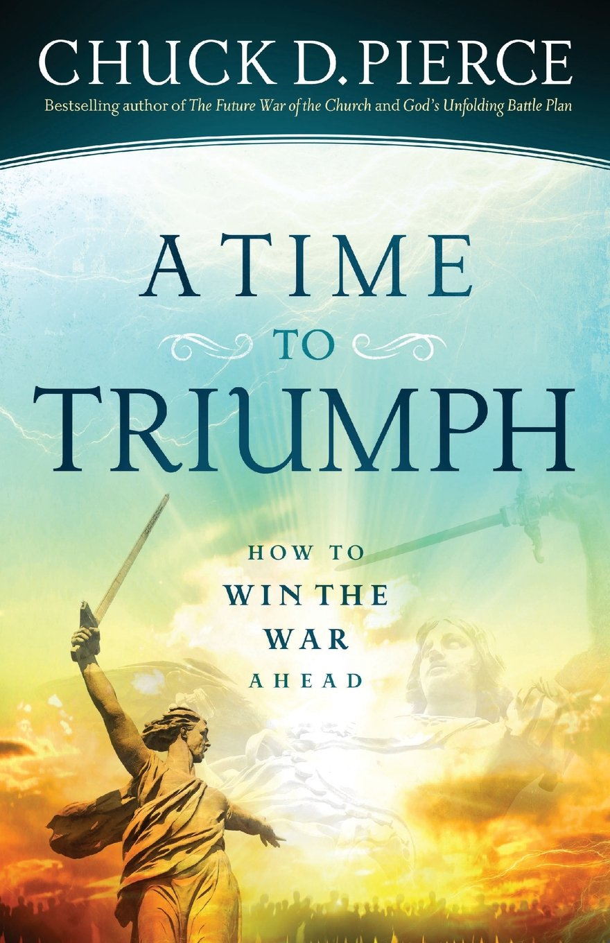 A time to triumph how to win the war ahead chuck d pierce a time to triumph how to win the war ahead chuck d pierce 9780800798086 amazon books fandeluxe Document