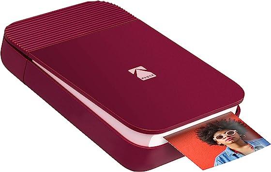 KODAK Smile Impresora digital instantánea – Mini impresora ...