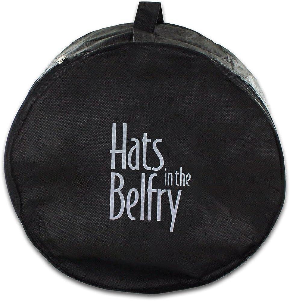 Belfry Hat Box - Crushable...