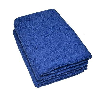 Osaka Sensyu Kodawari - Toalla de Baño (2 Unidades), Color Azul