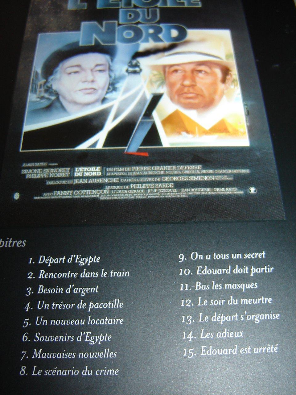 Amazoncom Letoile Du Nord Region 2 Pal Dvd Audio