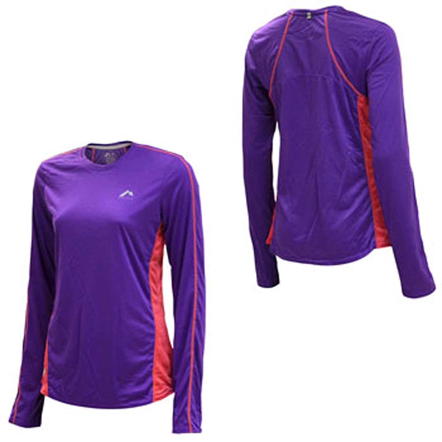 More Mile Womens / Ladies Long Sleeve Running Gym Top T-Shirt MM1691/1692