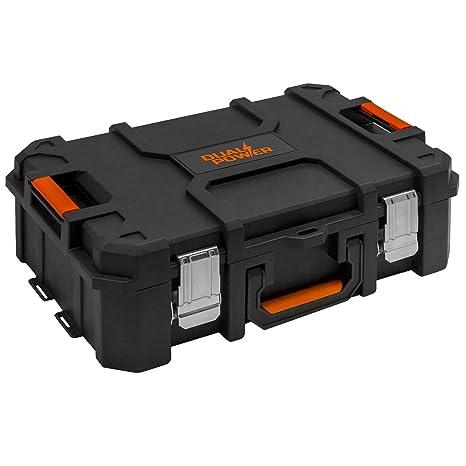 50 kg Traglast Werkzeugkiste 60 Liter Koffer Werkzeugkoffer Einsatz Metall