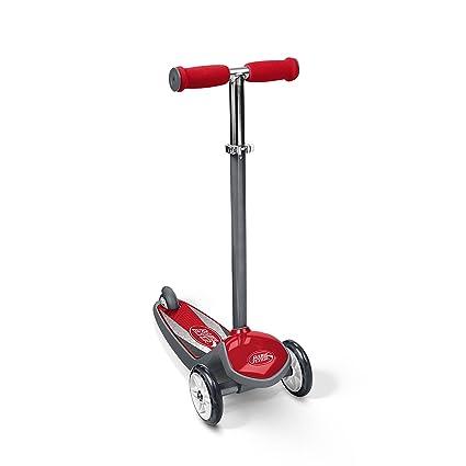 Amazon Com Radio Flyer 502a Color Fx Ez Glider 3 Wheel Scooter Red