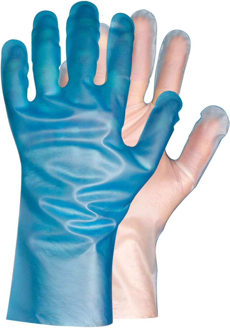 B07SMWTG1M Super Strong Disposable BBQ Gloves by Protospheric. Food Prep Safety Cut /Tear Resistant Level 1, Abrasion Chemical Water Resistant. Free of: Nitrile Latex Vinyl Rubber Powder. 10 pair M 71JIzQNEeSL