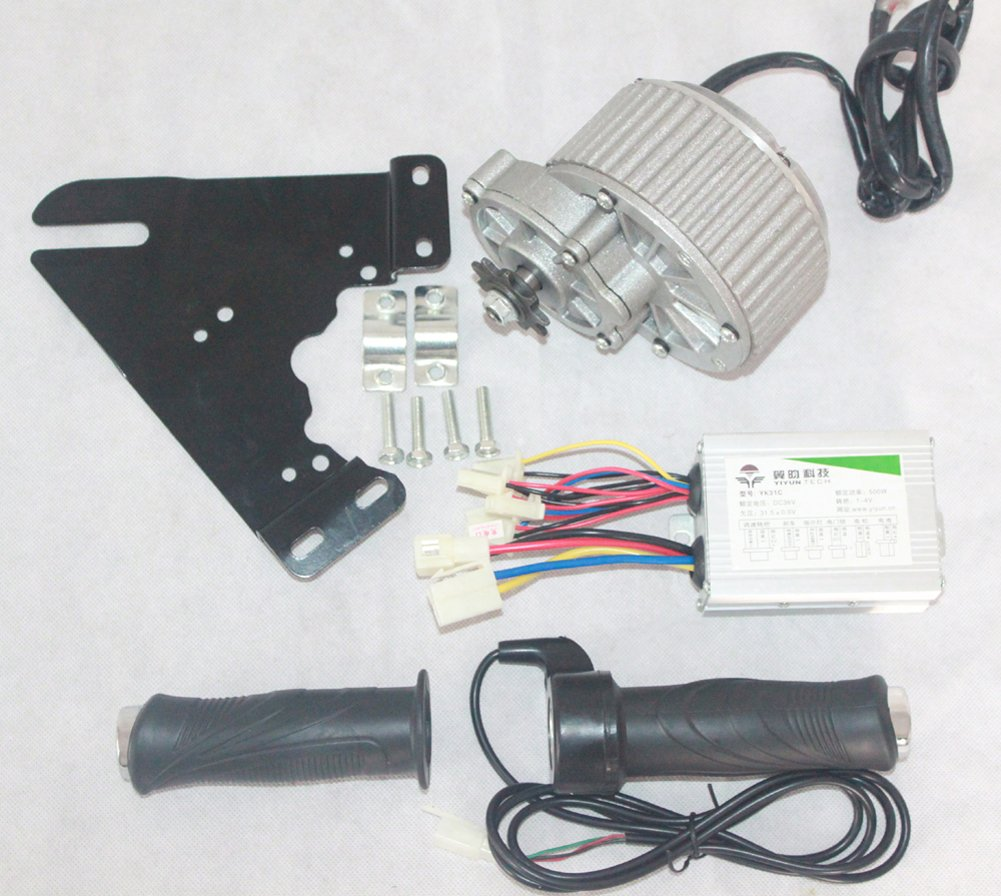 My1018 24v36v 250w 450w Electric Rare Earth Dc Motor Wiring Diagram 350w Bldc Controller Throttle E Bike Simple Kit Conversion Easy